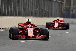 "Vettel: Duel dengan Raikkonen ""tak berat sebelah"""