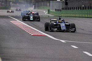 Sette Camara stripped of Baku F2 podium finish
