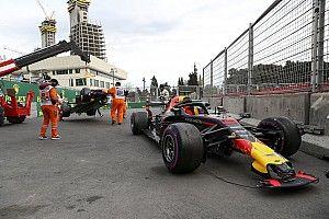 "Red Bull: ""Bakuban tulajdonképpen Verstappen volt a gyorsabb"""