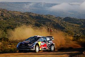 WRC Noticias M-Sport encuentra una solución a sus problemas de agarre