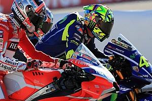 MotoGP Motorsport.com hírek Rossi szerint nem rossz a 7. hely, a versenytempó annál aggasztóbb