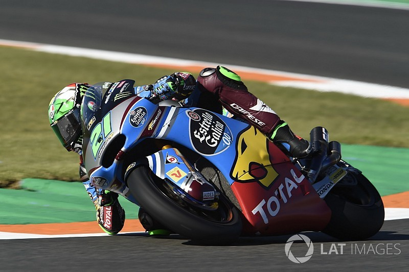 Morbidelli nipt voor Oliveira in derde training GP Valencia