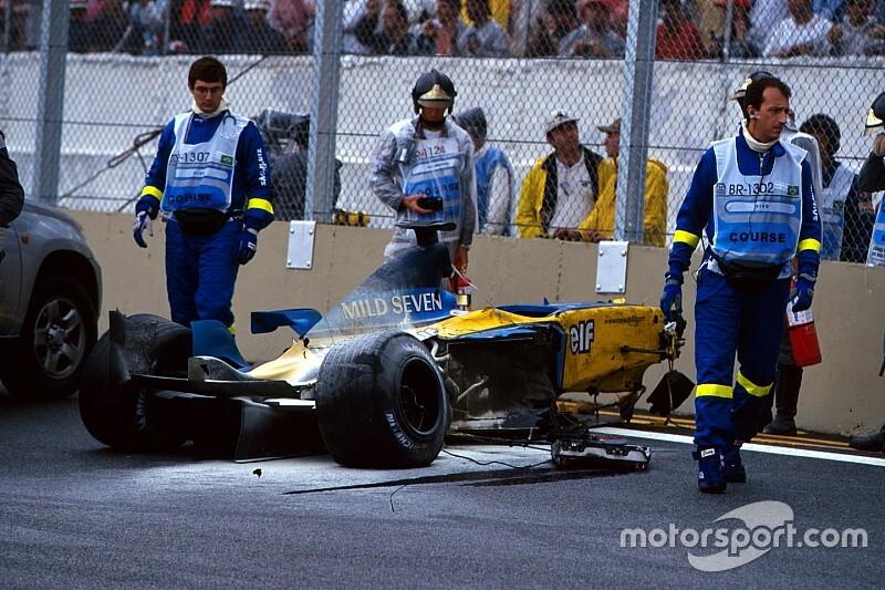 Webber és Alonso brutális becsapódása: Räikkönen nyert, de elvették tőle a győzelmet