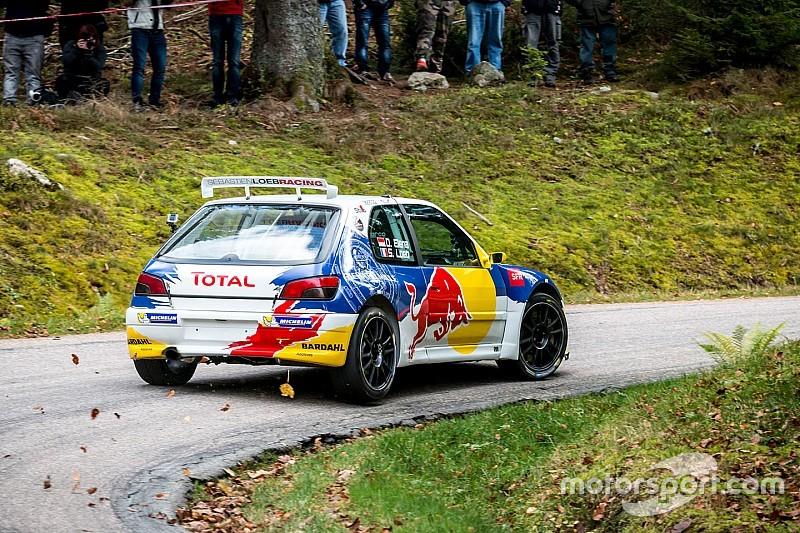 Peugeot 306 Maxi von Sebastien Loeb: Der letzte Test