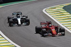 Videón Vettel parádés rajtja Brazíliából