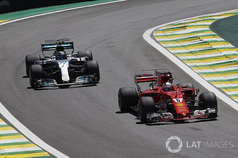 Fotogallery: l'appassionante Gran Premio del Brasile 2017