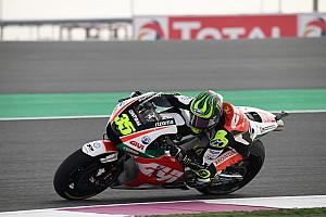 MotoGP Son dakika Crutchlow: Gündüz antrenmanı boşa harcandı