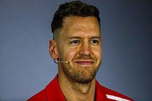 """Vettel: """"Los favoritos son Hamilton y Mercedes"""""""
