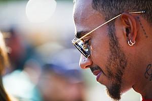 Stop/Go Livefeed Vettel után szabadon: Hamilton frizurája Ausztráliában