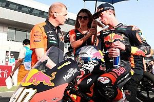 """Ajo: """"KTM sigue dando los pasos para ganar el título de Moto2"""""""