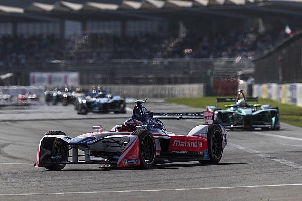 Fórmula E Rosenqvist e Mahindra lamentam vitória perdida no México