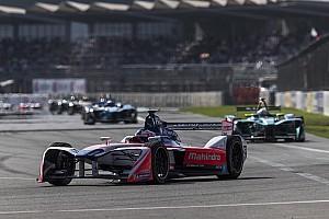 フォーミュラE 速報ニュース ローゼンクヴィスト悪夢のリタイア「今回のレースを忘れるべき」