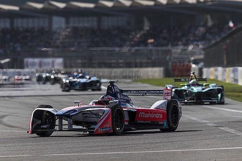 """فورمولا إي: روزينكفيست يسعى إلى """"نسيان"""" سباق المكسيك عقب انسحابه بسبب البطارية"""