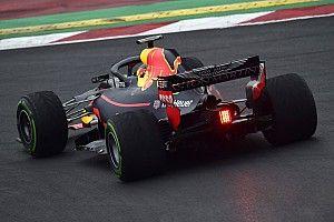 Formel-1-Test Barcelona: Zwischenbestzeit für Max Verstapppen