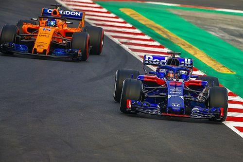 """Toro Rosso took """"lessons"""" for Honda communication"""