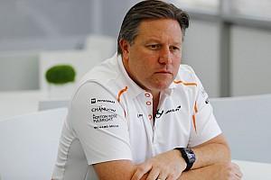 Formula 1 Intervista Brown: