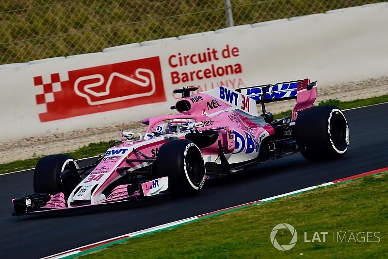 Force India pondrá en pista a tres jóvenes pilotos en los test post Barcelona