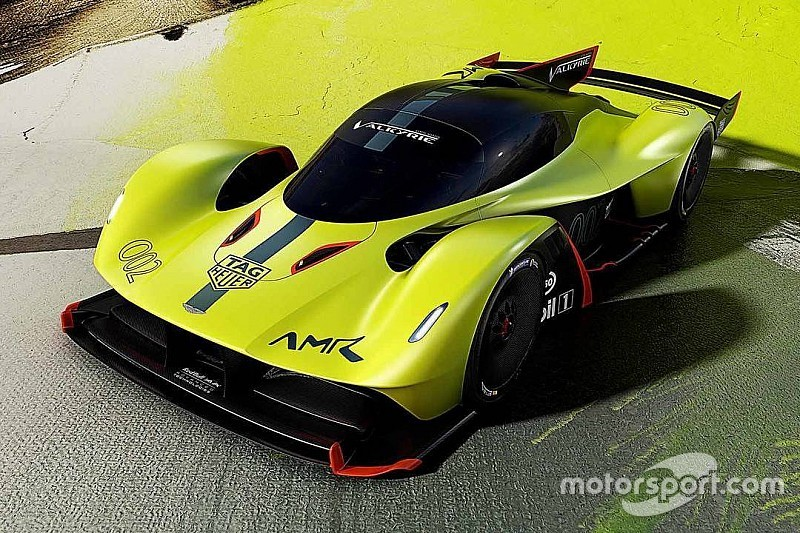 Aston Martin Valkyrie AMR Pro, furia híbrida... para pistas