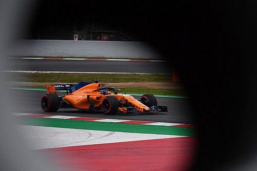 A McLaren szerint Alonso megváltozott 2018-ra