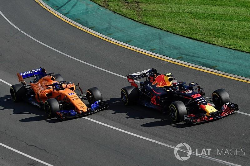 Alonso kërkon që McLaren të synoj Red Bullin
