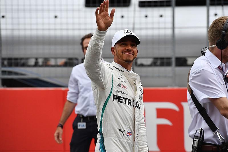 Hamilton admite erro no Q3 e exalta trabalho de Bottas