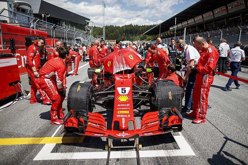 Formule 1-teams verwachten geen triple-header in 2019