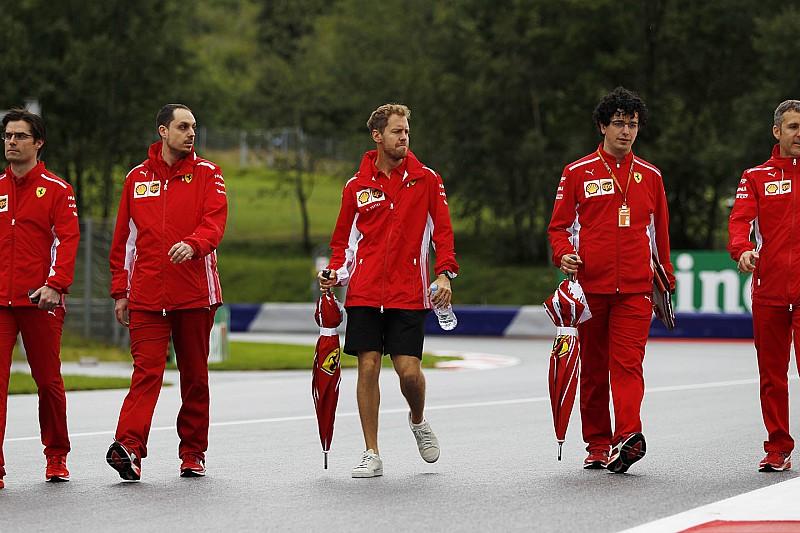 Fotogallery: il Red Bull Ring si prepara a ospitare il Gran Premio d'Austria 2018 di F1