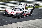 WEC Porsche a refusé de tenter de battre le record de Goodwood