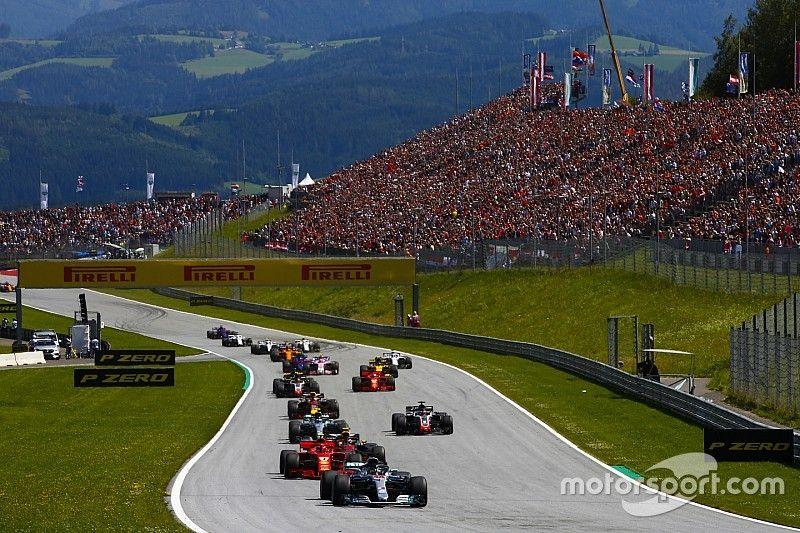F1 lança concurso para fãs inovarem em cobertura de TV