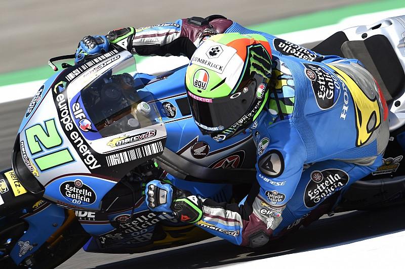 Morbidelli fit verklaard voor Grand Prix van Duitsland