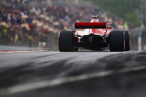 """Raikkonen terminó """"decepcionado"""" por los neumáticos"""
