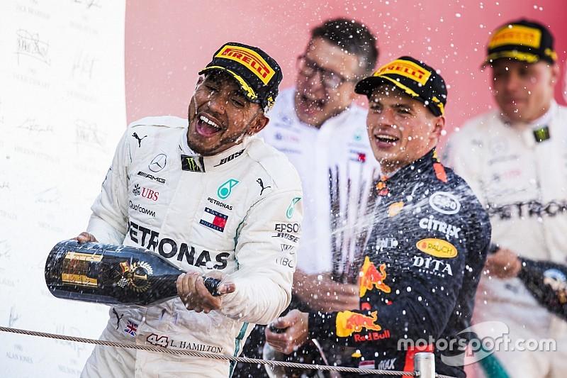 """Horner heeft geen behoefte aan Hamilton bij Red Bull: """"Verstappen is de toekomst"""""""