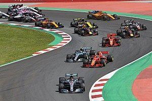La F1 devrait supprimer la moitié de l'appui aéro, selon Tost