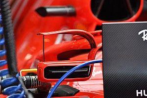 FIA resmi larang winglet radikal Ferrari