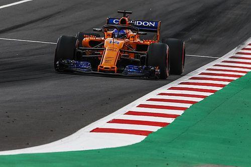 """Alonso, tras su mejor clasificación de 2018, espera una """"carrera loca"""""""