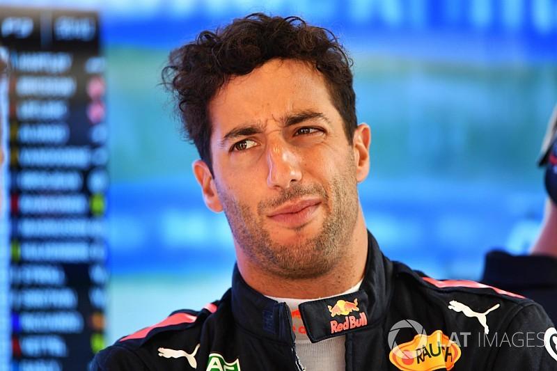 Newey confirma que Ricciardo será sancionado en la parrilla del GP de Canadá