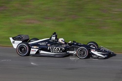 Carpenter impressed by King, confirms IndyCar oval test