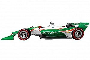 Juncos Racing revela pintura do carro para 2018