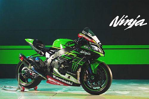 Kawasaki: la Ninja 2019 di Rea e Haslam sarà presentata il 16 febbraio in Australia