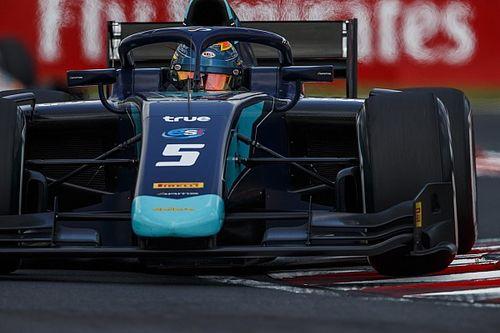 F2 Hungaroring: Albon wint sprintrace, De Vries P7