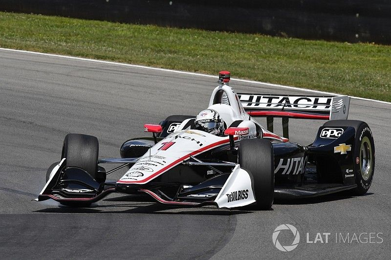 IndyCar stars happy with more difficult 2018 car