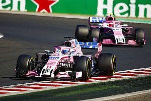 Rencana pembelian Force India dihadang tiga tim rival