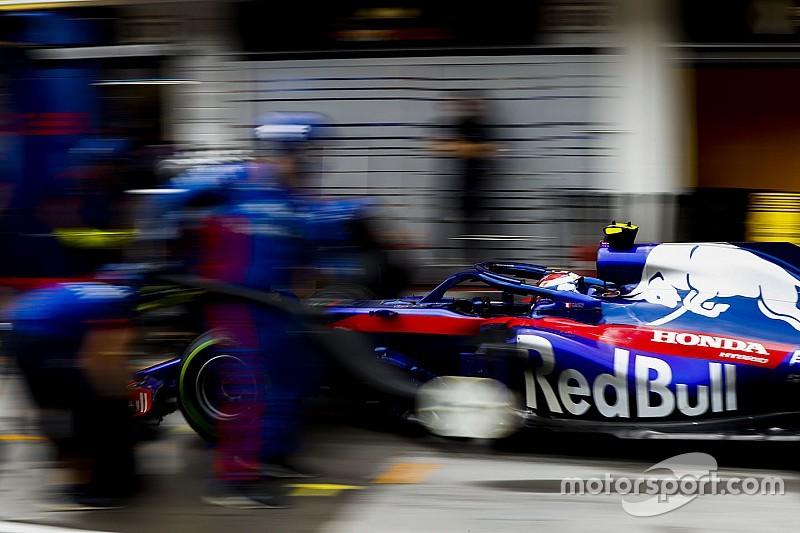 Gasly: Toro Rosso ve Red Bull'la çalışmak Honda'ya yardım edecek