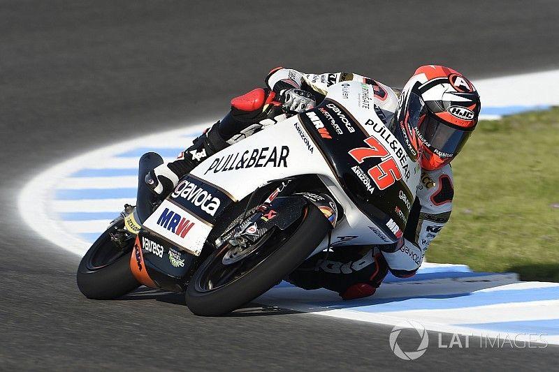 Wildes Finish: Arenas gewinnt Moto3-Rennen in Le Mans