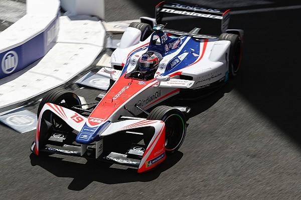 Roma ePrix: İkinci antrenmanın lideri Rosenqvist