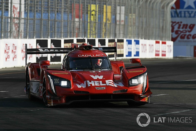 Long Beach IMSA: Nasr leads AXR 1-2 in first practice