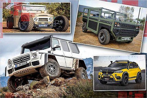 Top 10: Autos für die Apokalypse