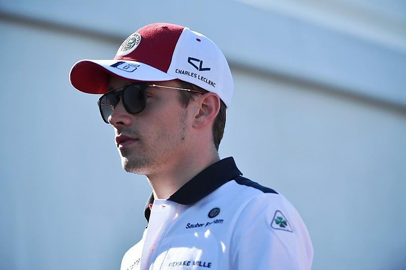 Leclerc, McLaren'in orta grubun lideri olacağını zannetmiş
