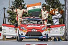ERC Ghosh victorious on European Rally Championship debut in Greece