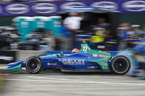 Andretti Autosport Dapat Sponsor Baru untuk Empat Musim